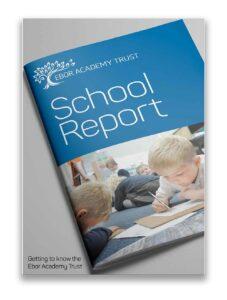 Ebor School Report cover